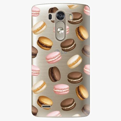 Plastový kryt iSaprio - Macaron Pattern - LG G3 (D855)