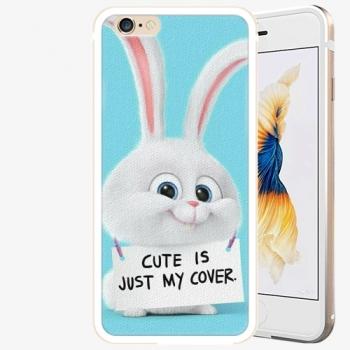 Plastový kryt iSaprio - My Cover - iPhone 6 Plus/6S Plus - Gold