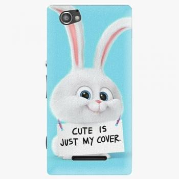 Plastový kryt iSaprio - My Cover - Sony Xperia M