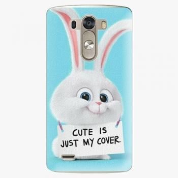 Plastový kryt iSaprio - My Cover - LG G3 (D855)