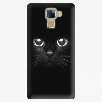 Plastový kryt iSaprio - Black Cat - Huawei Honor 7