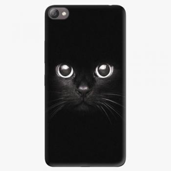 Plastový kryt iSaprio - Black Cat - Lenovo S60