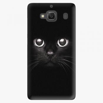 Plastový kryt iSaprio - Black Cat - Xiaomi Redmi 2