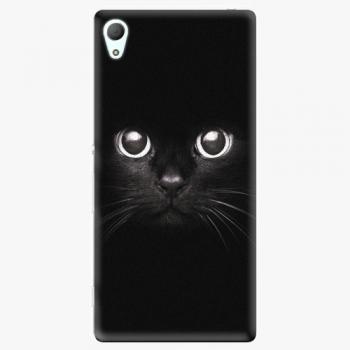 Plastový kryt iSaprio - Black Cat - Sony Xperia Z3+ / Z4
