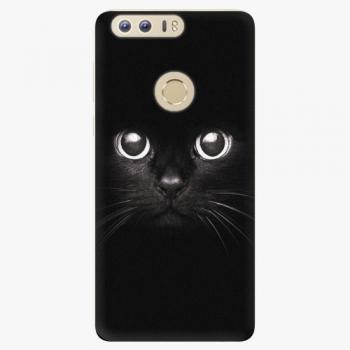 Plastový kryt iSaprio - Black Cat - Huawei Honor 8