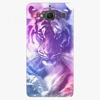Plastový kryt iSaprio - Purple Tiger - Xiaomi Redmi 2