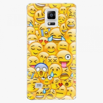 Plastový kryt iSaprio - Emoji - Samsung Galaxy Note 4
