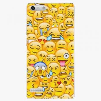 Plastový kryt iSaprio - Emoji - Huawei Ascend G6