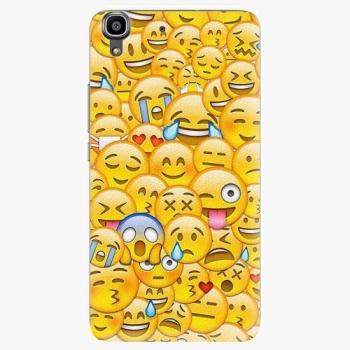 Plastový kryt iSaprio - Emoji - Huawei Ascend Y6