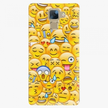 Plastový kryt iSaprio - Emoji - Huawei Honor 7