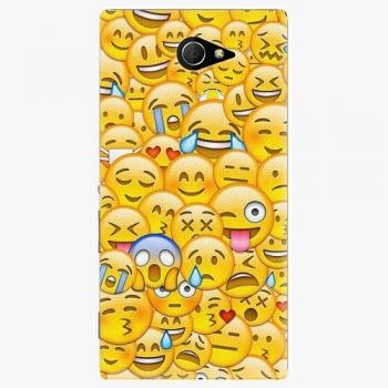 Plastový kryt iSaprio - Emoji - Sony Xperia M2