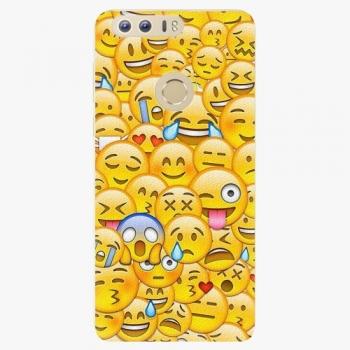 Plastový kryt iSaprio - Emoji - Huawei Honor 8