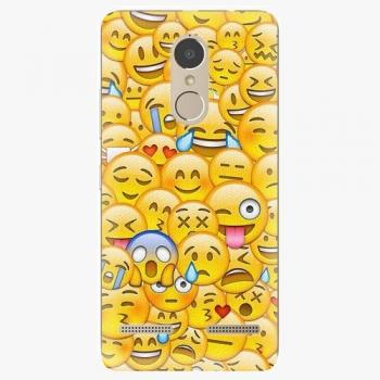 Plastový kryt iSaprio - Emoji - Lenovo K6