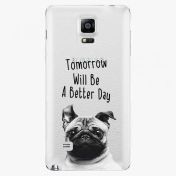 Plastový kryt iSaprio - Better Day 01 - Samsung Galaxy Note 4