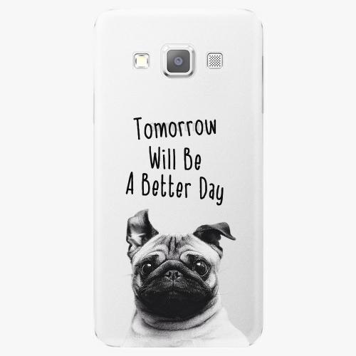 Plastový kryt iSaprio - Better Day 01 - Samsung Galaxy A7