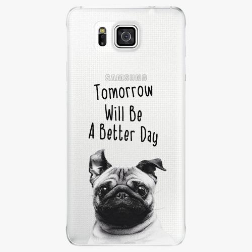 Plastový kryt iSaprio - Better Day 01 - Samsung Galaxy Alpha