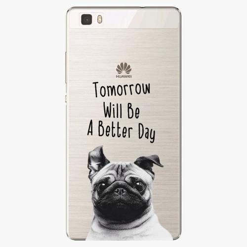 Plastový kryt iSaprio - Better Day 01 - Huawei Ascend P8 Lite