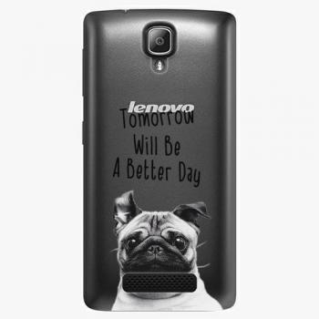 Plastový kryt iSaprio - Better Day 01 - Lenovo A1000