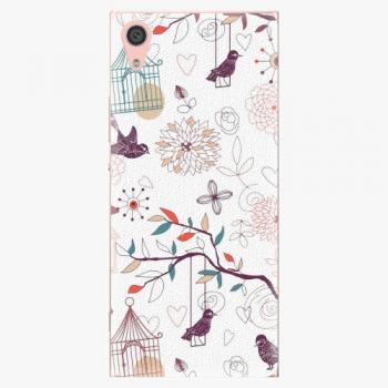 Plastový kryt iSaprio - Birds - Sony Xperia XA1