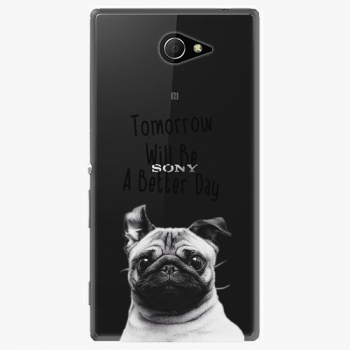 Plastový kryt iSaprio - Better Day 01 - Sony Xperia M2
