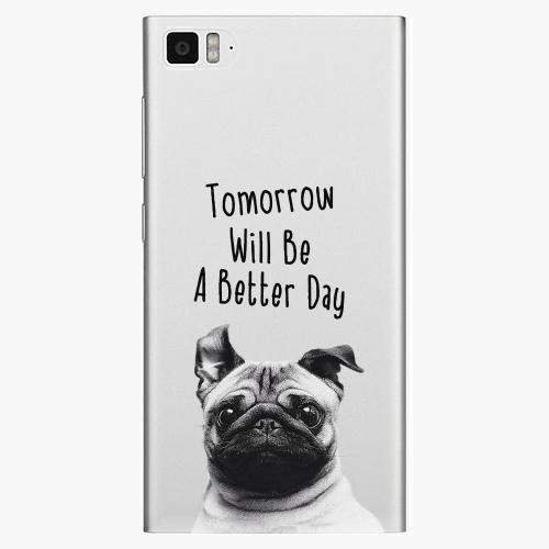Plastový kryt iSaprio - Better Day 01 - Xiaomi Mi3