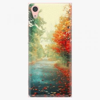 Plastový kryt iSaprio - Autumn 03 - Sony Xperia XA1