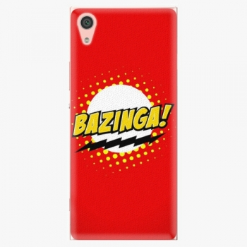 Plastový kryt iSaprio - Bazinga 01 - Sony Xperia XA1