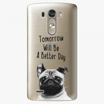 Plastový kryt iSaprio - Better Day 01 - LG G3 (D855)