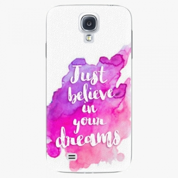 Plastový kryt iSaprio - Believe - Samsung Galaxy S4