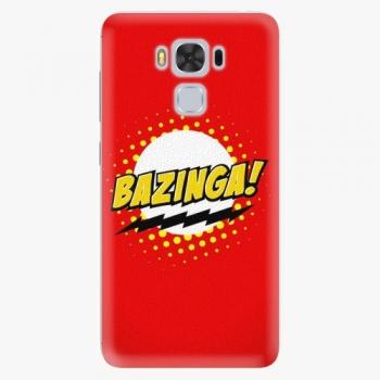 Plastový kryt iSaprio - Bazinga 01 - Asus ZenFone 3 Max ZC553KL