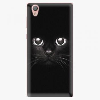 Plastový kryt iSaprio - Black Cat - Sony Xperia L1