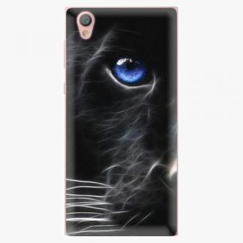 Plastový kryt iSaprio - Black Puma - Sony Xperia L1