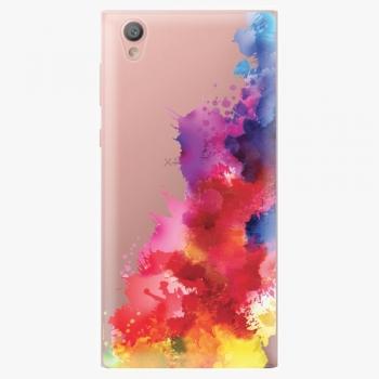 Plastový kryt iSaprio - Color Splash 01 - Sony Xperia L1
