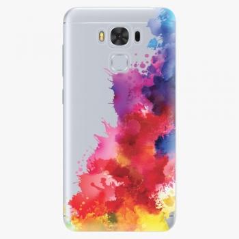 Plastový kryt iSaprio - Color Splash 01 - Asus ZenFone 3 Max ZC553KL