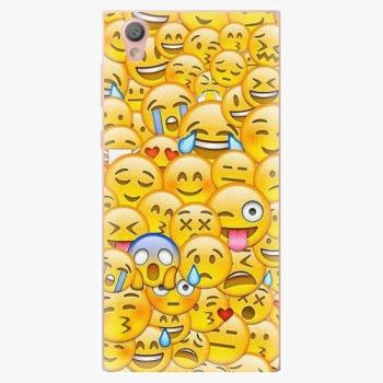 Plastový kryt iSaprio - Emoji - Sony Xperia L1