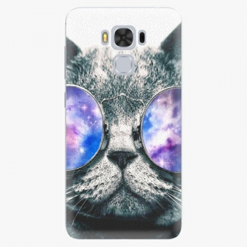 Plastový kryt iSaprio - Galaxy Cat - Asus ZenFone 3 Max ZC553KL