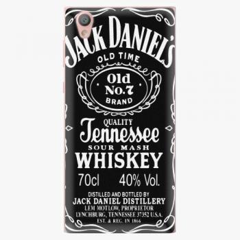 Plastový kryt iSaprio - Jack Daniels - Sony Xperia L1