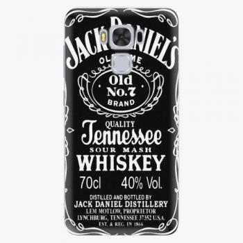 Plastový kryt iSaprio - Jack Daniels - Asus ZenFone 3 Max ZC553KL