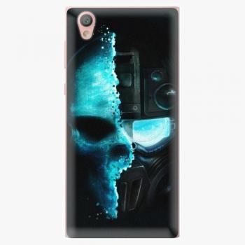 Plastový kryt iSaprio - Roboskull - Sony Xperia L1