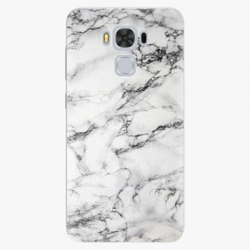 Plastový kryt iSaprio - White Marble 01 - Asus ZenFone 3 Max ZC553KL
