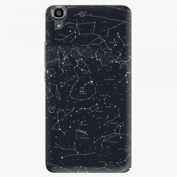 Plastový kryt iSaprio - Night Sky 01 - Huawei Ascend Y6