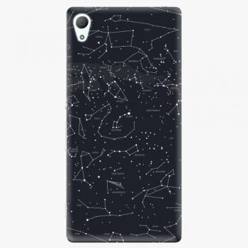 Plastový kryt iSaprio - Night Sky 01 - Sony Xperia Z3+ / Z4