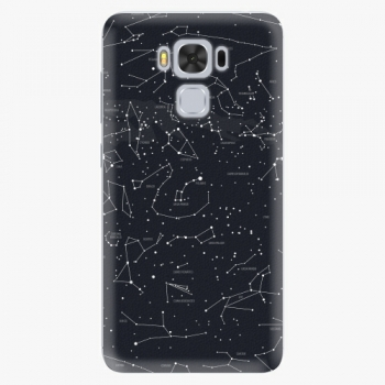 Plastový kryt iSaprio - Night Sky 01 - Asus ZenFone 3 Max ZC553KL