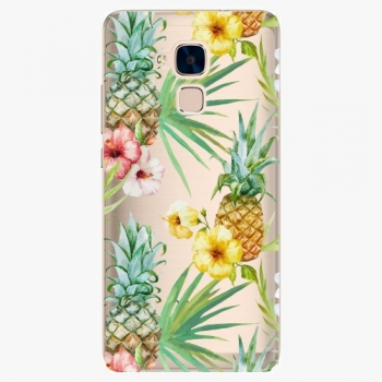 Plastový kryt iSaprio - Pineapple Pattern 02 - Huawei Honor 7 Lite