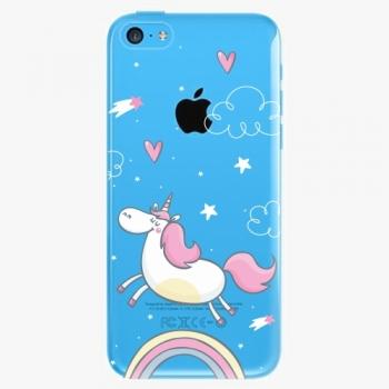 Plastový kryt iSaprio - Unicorn 01 - iPhone 5C