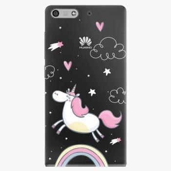 Plastový kryt iSaprio - Unicorn 01 - Huawei Ascend P7 Mini