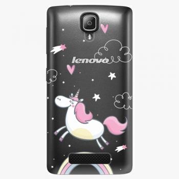 Plastový kryt iSaprio - Unicorn 01 - Lenovo A1000