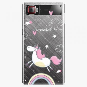 Plastový kryt iSaprio - Unicorn 01 - Lenovo Z2 Pro