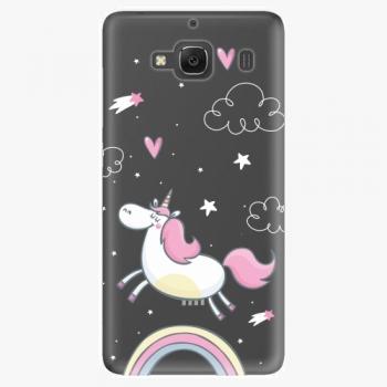 Plastový kryt iSaprio - Unicorn 01 - Xiaomi Redmi 2