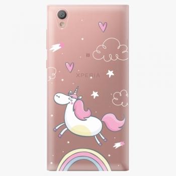 Plastový kryt iSaprio - Unicorn 01 - Sony Xperia L1